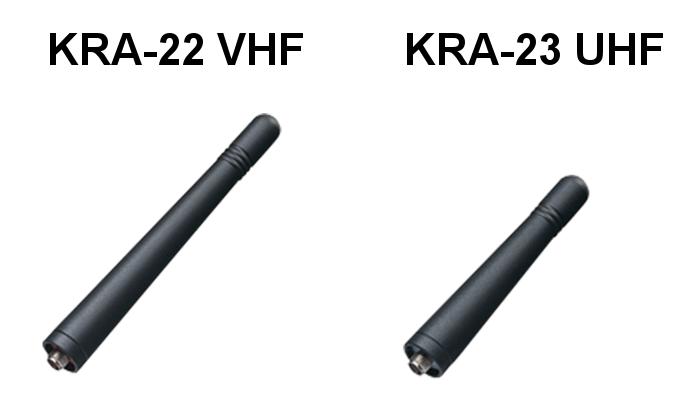 ANTENAS KRA-22 y KRA-23