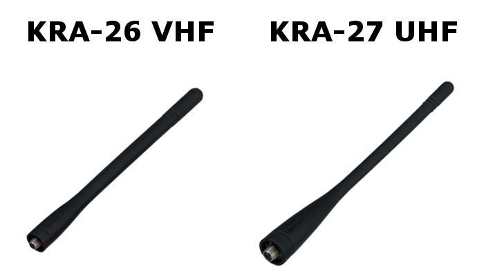 ANTENAS KRA-26 y KRA-27