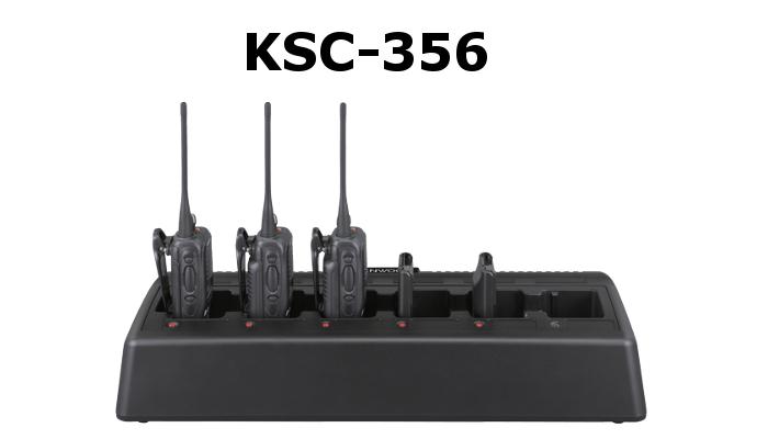 CARGADOR MÚLTIPLE KSC-356