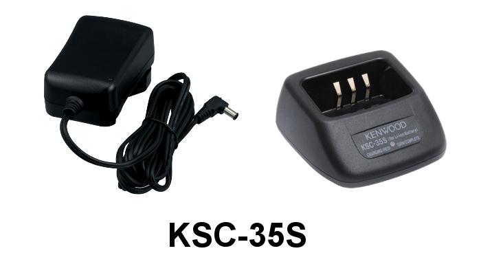CARGADOR KSC-35S