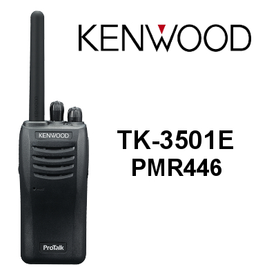 Walkie KENWOOD TK-3501E