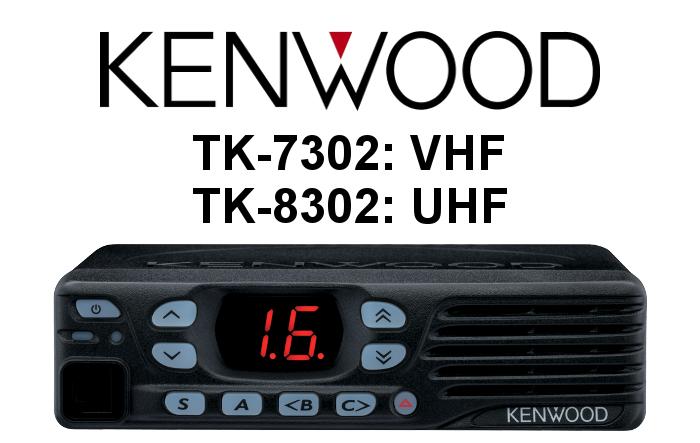 EMISORA KENWOOD TK-7302 / TK-8302