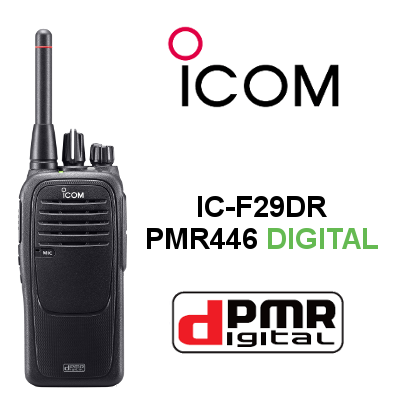 WALKIE ICOM IC-F29DR DIGITAL