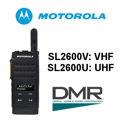 WALKIE MOTOROLA DIGITAL SL2600
