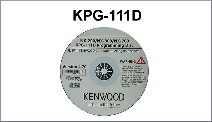 Walkie KENWOOD ATEX DIGITAL NX-230EX / NX-330EX