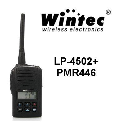 Walkie WINTEC LP-4502+ PMR446