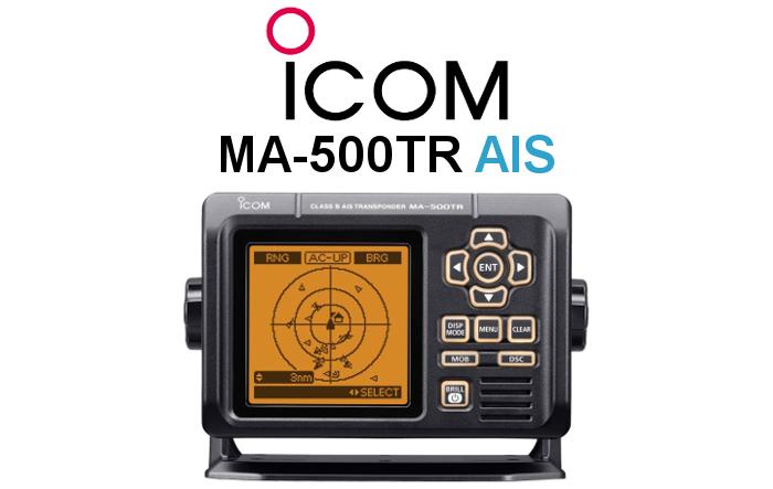 Transpondedor ICOM MA-500TR AIS