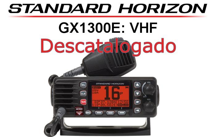 Emisora STANDARD HORIZON DE MARINA GX1300E VHF