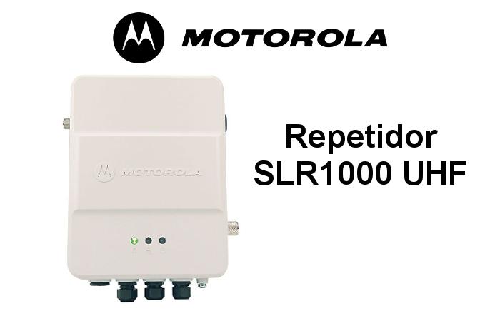 Repetidor MOTOROLA SLR1000 UHF