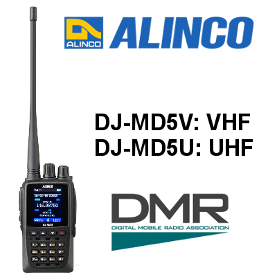 Walkie ALINCO DJ-MD5