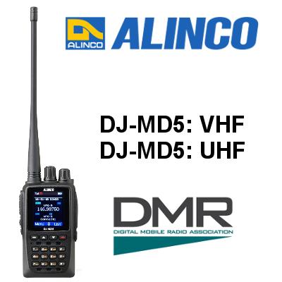 Walkie ALINCO DJ-MD5