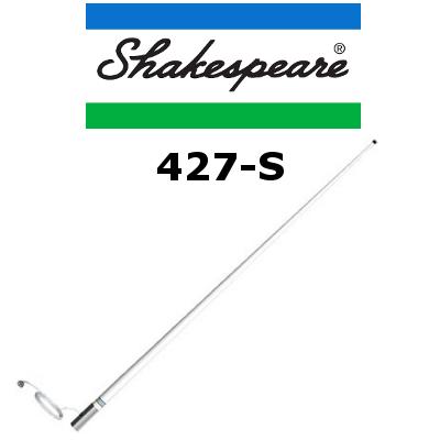 Antena 427-S VHF Marina de Shakespeare