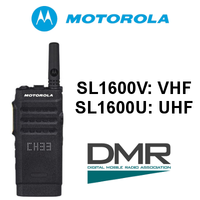 Walkie MOTOROLA DIGITAL SL1600