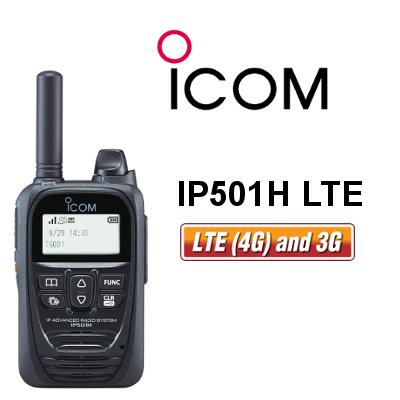 Walkie ICOM IP501H LTE