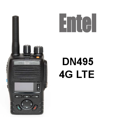 Walkie DN495 4G LTE Wifi PoC de Entel