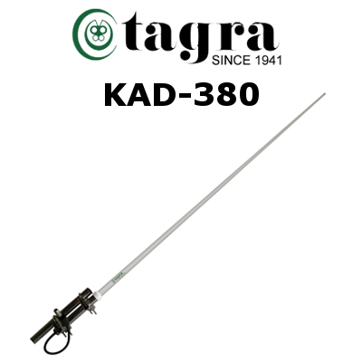 Antena KAD-380 UHF TETRA de TAGRA