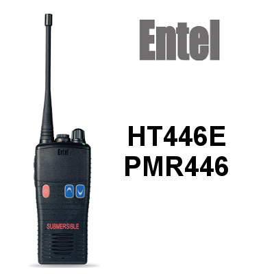Walkie ENTEL HT446E PMR446 IP68