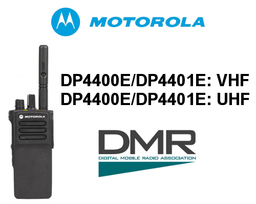WALKIE MOTOROLA DIGITAL DP4400E/DP4401E DE 32 CANALES