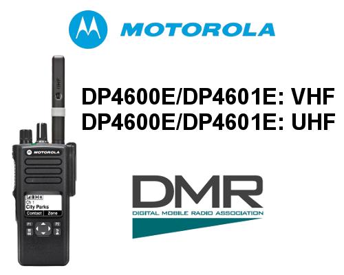 WALKIE MOTOROLA DIGITAL DP4600E / DP4601E DE 1000 CANALES