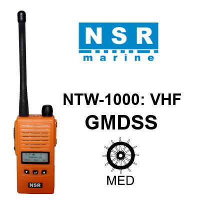 Walkie NRS NTW-1000 GMDSS